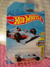 INDY 500 OVAL #123✰blue/orange;Gulf✰Legends ✰2018 Int'l Hot Wheels WW case F