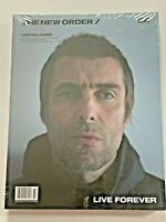 **LIAM GALLAGHER (OASIS) THE NEW ORDER SEALED NEW MAGAZINE 2020 SEALED NEW**