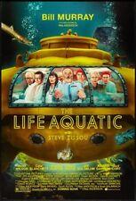 Life Aquatic The Poster 24x36