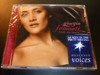 "New! GIORGIA FUMANTI ""From My Heart"" CD 2006 11-Tracks *SEALED w/cut mark* sryb"
