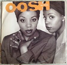 "OOSH,THE VIEW,APRIL IN SOWETO,VINTAGE 1994 VYNIL 12"" 45 RPM,EXCELLENT CONDITION"