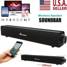 Sound Bar TV Soundbar Wired and Wireless Bluetooth Home Theater TV Speaker USA