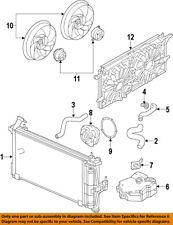 GM OEM-Fan Shroud 20970655