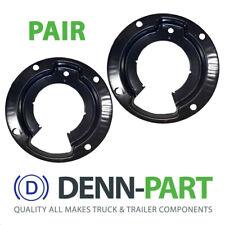 2x Back Brake Dust Cover/ Back Plate Volvo FH/FM & Renault 1629834 7420367343