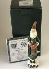 Roman Galleria Lucchese American Santa Through Decade 1820 Pencil Figurine 66922