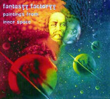 "Fantasyy Factoryy: ""Paintings from inner space"" Digi-CD"