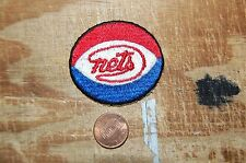 """New Jersey Nets Defunct Vintage 2"""" Logo Patch Basketball"""