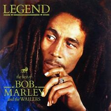 BOB MARLEY AND THE WAILERS LEGEND NEW SEALED 180G LP & MP3 IN STOCK