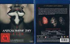 AMERICAN HORROR STORY - COVEN --- Staffel 3 --- Blu-ray --- Uncut --- FSK 18 --