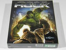 The Incredible Hulk Blu-ray Steelbook [Korea] Novamedia Full Slip Ed #242/1800