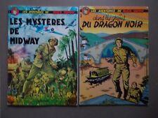 Lot 24 n° Les Aventures de Buck Danny  de JM Charlier - V. Hubinon 1971 à 1977