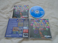 Bust a Move 2 PS1 (COMPLETE) rare black label Sony PlayStation arcade original