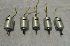 Qty 5 -  Tamiya 540SH Mabuchi Motor (HPI/Traxxas/Kyosho) - NIB