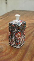 Early Antique Imari Porcelain Bottle Form Vase