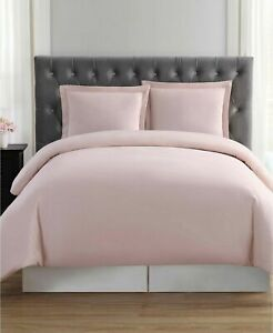 Truly Soft Everyday Full/Queen 3-piece Duvet Set Blush T4101686