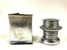 Stronglight P3 competition headset rare early 1950's vintage