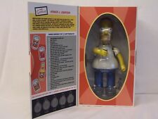 Simpson Rare Homer Metal Action Figure