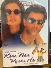 Kaho Naa... Pyarr Ha, DVD, Bollywood Film, Hindu Language, English Subtitles