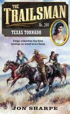 The Trailsman #380: Texas Tornado-ExLibrary