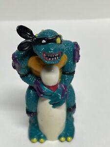 Rare Vintage Remco Tmnt 1990 Poppin' Bowling Pin Part turtles