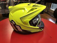 Icon Variant Double Stack Helmet Hi-Viz XL