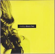 RARE SAMPLE PROMO LIKE NEW CD Moby-Disco Lies Demo