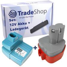 2in1 set de batería 12v 3000mah ni-mh + cargador para Makita hr160d hr160dh hr160dwa