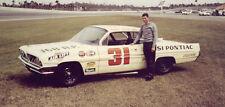 Paul Goldsmiths NASCAR 1961 Pontiac 1/25th model car decal