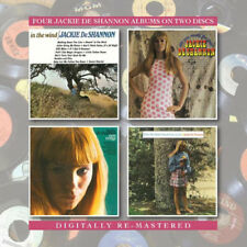 Jackie DeShannon : In the Wind/Are You Ready for This?/New Image/What the World