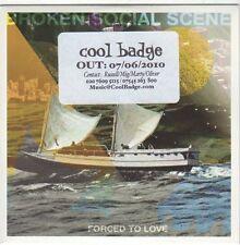 (EM908) Broken Social Scene, Forced To Love - 2010 DJ CD