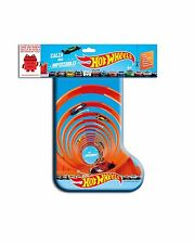 CALZA BEFANA HOT WHEELS