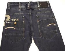 G-Star Raw 'BLADE SLIM LUNAR EMBRO' Jeans W31 L34 EUC RRP $289 Mens