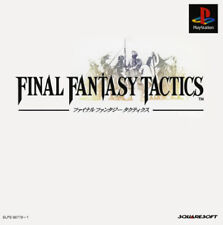 Used PS ONE FINAL FANTASY TACTICS SONY PLAYSTATION JAPAN IMPORT