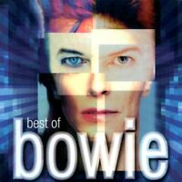 David Bowie-Best of Bowie CD Original recording reissued, Ori  Very Good