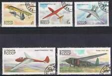 CCCP / USSR gestempeld serie - Vliegtuigen (013)