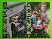 Doomsday Clock #11 A/B First Print or Gary Frank Variant DC Comics 2019 (u-pick)