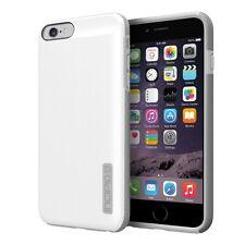 Incipio DualPro Shine Case for iPhone 6/6S Plus - White/Grey