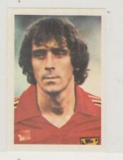 FKS Fher World Cup Special 1982 Sticker No.24 Jan Ceulemans Belgium