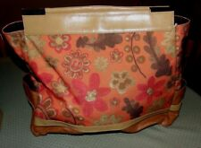 Miche Shell Hope Floral Orange Tan