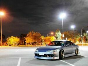 Nissan Silvia S15 BN Sports Style Front Bumper
