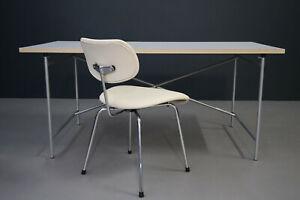 Schreibtisch Egon Eiermann Richard Lampert Platte 160 cm x 80 cm