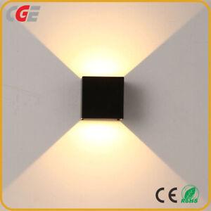 LED Fassadenbeleuchtung Up-Down Leuchte Wandleuchte
