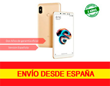 "XIAOMI REDMI NOTE 5 5,99"" 3GB/32GB 13/12MP DS Dorado"