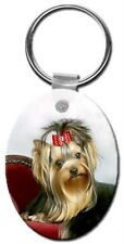 Yorkshire Terrier Key Chain