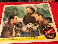 Pilot #5 1942 MGM war lobby card Gene Kelly Marsha Hunt Franchot Tone
