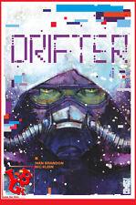 DRIFTER 3 03 Glenat Comics Hardcover BD relié intégrale BRANDON KLEIN # NEUF #