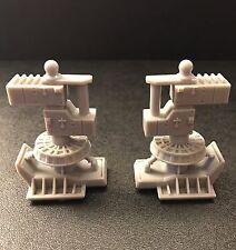 Star Wars Legacy Millennium Falcon Landing Gear Left & Right Front Set of 2 Feet