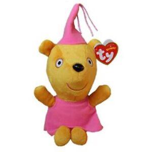 Ty Beanie Babies 46268 Princess Teddy Peppa Pig Regular