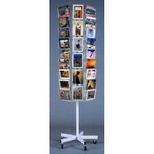 Espositore Girevole per Cartoline 12x17 cm con 60 Tasche