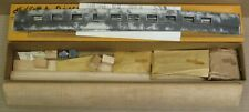 Walthers 4852 Streamlined Baggage Club Passenger Car Kit O-Scale 2-Rail NOS
